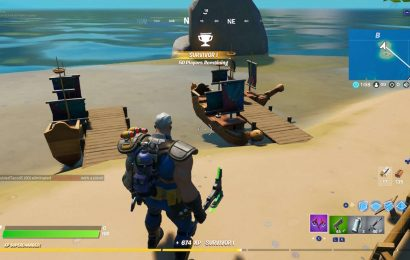 Fortnite: Season 3 Coral Buddies Secret Challenge Guide