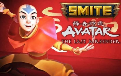 Smite Adds Avatar: The Last Airbender Battle Pass Today