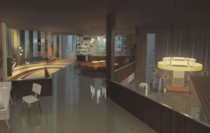 Deathloop's Latest Concept Art Features No Violence, Just The PS5 Game's Nice Interiors