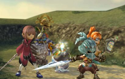 Final Fantasy Crystal Chronicles: Remastered Will Only Have Online Co-Op, Not Offline