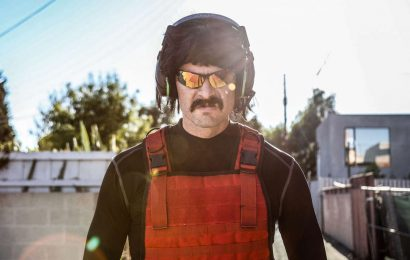 Dr. Disrespect Might Bring Lawsuit Against Twitch After His Ban