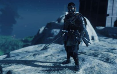 Ghost Of Tsushima Ghost Armor Guide: When Does Jin Get The Armor He Wears On The Cover?