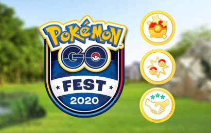 Pokemon Go: Last Set Of Go Fest 2020 Challenges Now Live