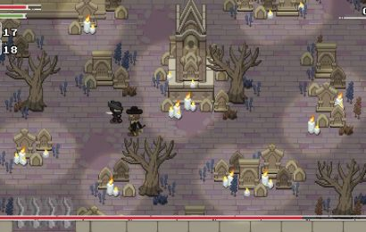 Bloodborne Gets 16-Bit Treatment In Yarntown