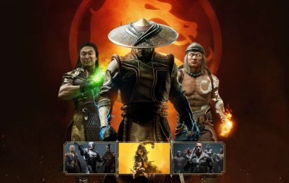 MK11's Aftermath Kollection Is Super Cheap On Amazon Today