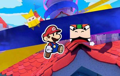 Grab Paper Mario: The Origami King For $10 Off