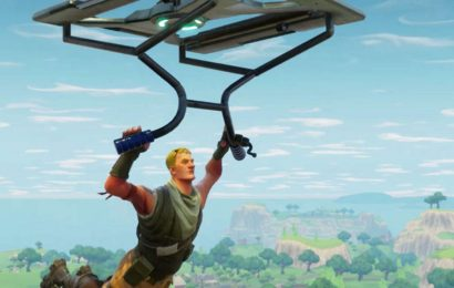 Fortnite Update 13.30 Patch Available Now