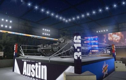World Of Tanks Adds WWE-Themed Vehicles And Cross-Play