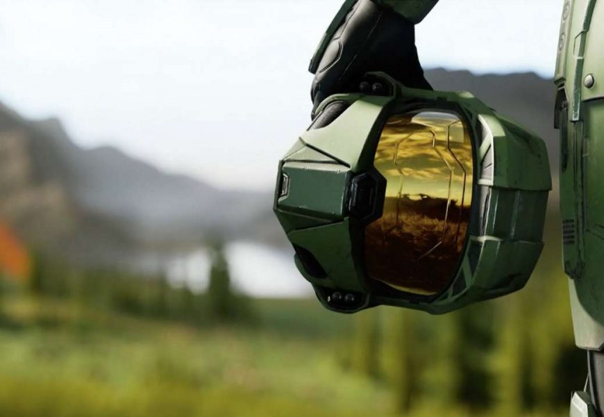 Halo Infinite Box Art Teases New Grappling Hook