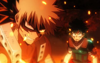 My Hero Academia: Heroes Rising Gets Home Release Date And Price