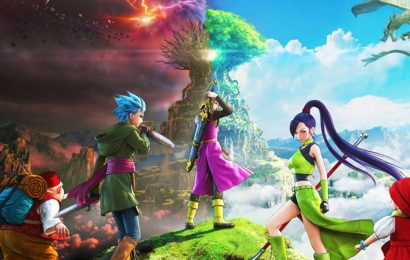 Dragon Quest 11 Is Coming To Xbox This December
