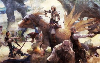 Nintendo Switch Eshop Has Final Fantasy Games On Sale And Tons Of Great Deals