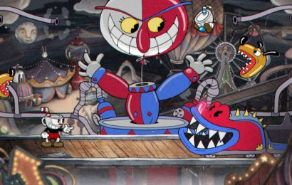 Cuphead Releasing On PS4 Today