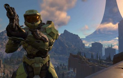 Halo Infinite Will Take Place On Zeta Halo, 343 Industries Confirms
