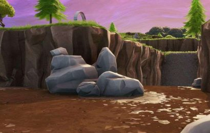 Fortnite Guide: Collect Stone At Rapid's Rest
