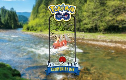 Pokemon Go's August Community Day Details Announced