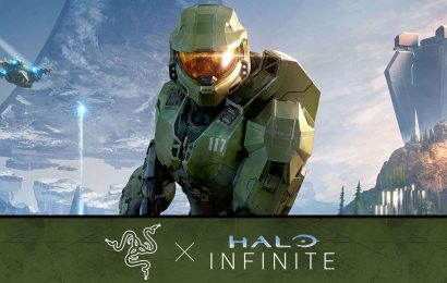 Halo Infinite Xbox And PC Peripherals Coming From Razer