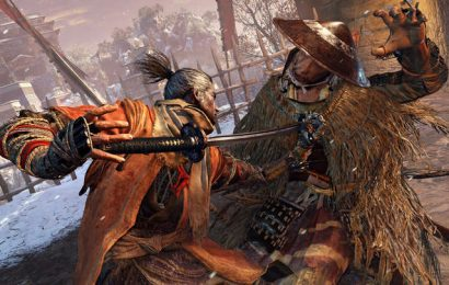 Sekiro Update Will Let You Fight Your Favorite Bosses Over And Over