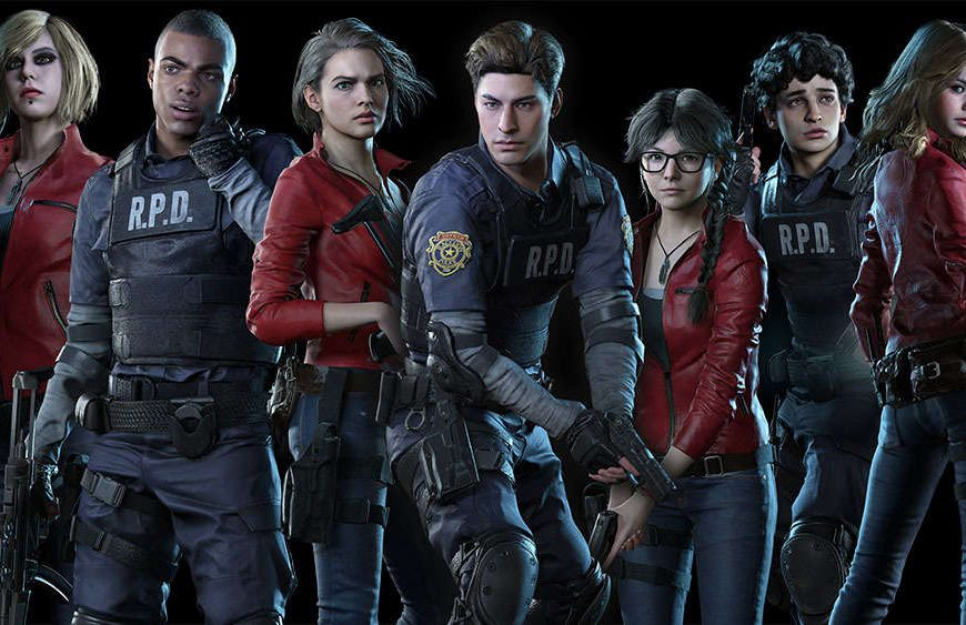 Resident Evil 3 And Resistance Are Getting Paid Unlockables And Costume DLC Soon
