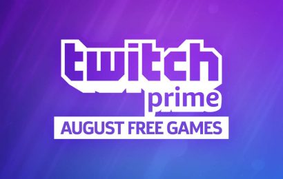 Amazon Prime's Free Games For August Revealed: 23 Games Now Up For Grabs