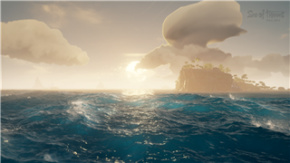 Sea of Thieves Adds Auto Float Option For Players With Underwater Phobias