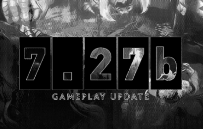 Dota 2 patch 7.27b brings changes to more than a hundred heroes