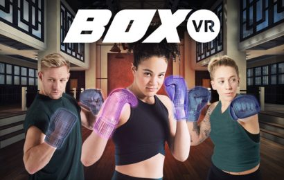 BoxVR Developer FitXR Completes $7.5 Million Series A Round to Create new Fitness Products