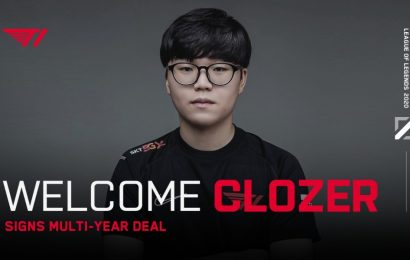 Clozer subs Faker for the first time and destroys KT Rolster