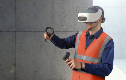 ElevateXR Provides Workplace Safety Training for Vive Focus Plus Customers