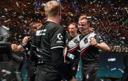 G2 re-signs its League of Legends, Rainbow Six, and Rocket League rosters through 2022