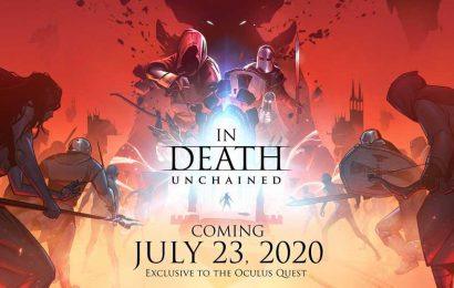 In Death: Unchained To Get DLC, New Content Not Coming To PC/PSVR