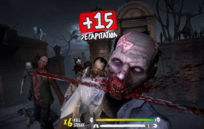 The Walking Dead: Saints & Sinners Horde Mode Update Launches Today