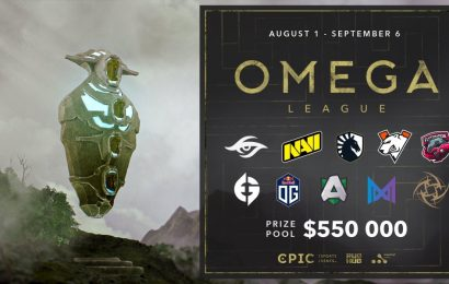 WePlay! and Epic Esports to bring a $600,000 OMEGA League in August