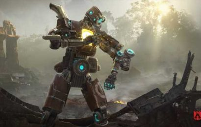 Apex Legends' Pathfinder receiving new Twitch Prime skin, Swimming Buddy