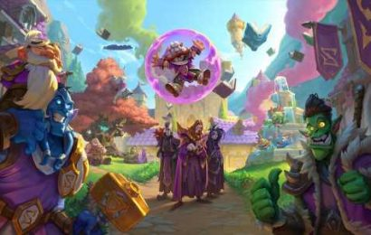 Gift of Luminance revealed for Hearthstone's Scholomance Academy expansion