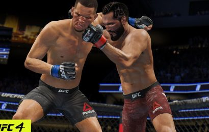 EA Sports UFC 4 coming in August on PS4 and Xbox One