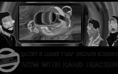 New Quest Leak Discussion Live In VR With Hand Tracking!
