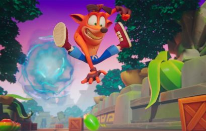 Crash Bandicoot is getting a new mobile game too