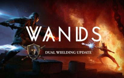 It's Double Trouble in the Wands Dual Wielding Update