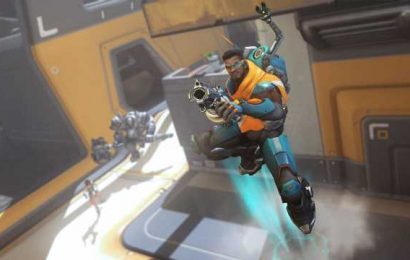 How to play Baptiste, Overwatch's high-jumping healer Hero