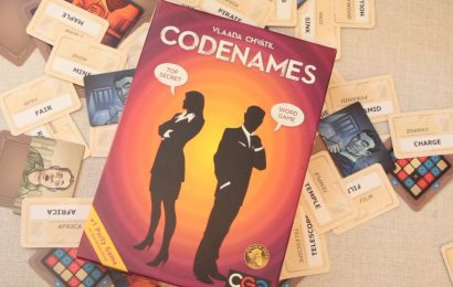 Codenames is a tricky word game where every clue is a minefield