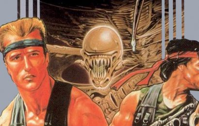 Contra is getting its own board game
