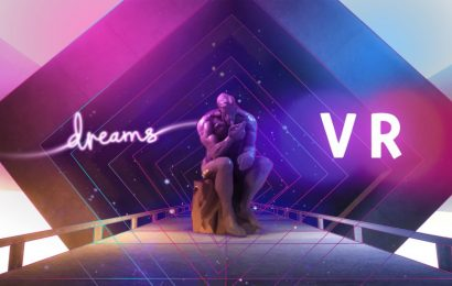Dreams' PlayStation VR Support now Live, Goes on Sale