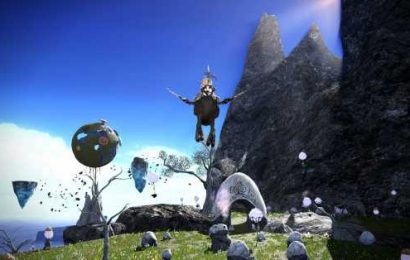 Final Fantasy 14's free trial will include the Heavensward expansion