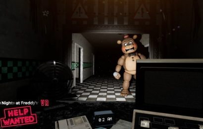 Five Nights at Freddy's VR Oculus Quest Launch Livestream