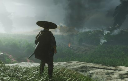 Watch The Ghost of Tsushima Launch Trailer