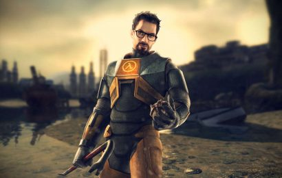 Valve Details Two Cancelled Half-Life VR Projects