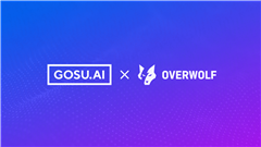 GOSU.AI partners up with Overwolf
