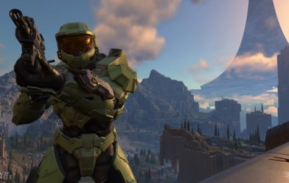 Halo Infinite's Multiplayer Will Be Free-To-Play