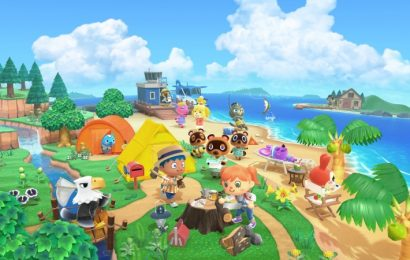 Animal Crossing's Summer Update Is Live And You Can Catch An Octopus!